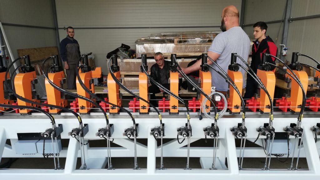 Uspješna implementacija SKF linearnih sistema na CNC mašinu
